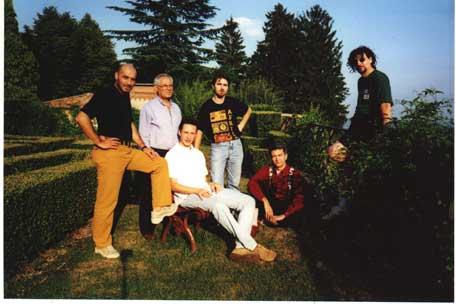fotografia band buscaglione project